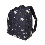 Basil Stardust backpack Casual backpack Blue Polyester