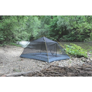 Cocoon Mosquito Dome Double Pyramid mosquito net Black