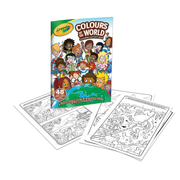 Crayola 25-0717 colouring pages/book Coloring book/album