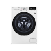 LG F2V4SLIM7 washing machine Freestanding Front-load 7 kg 1200 RPM White