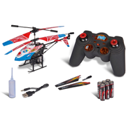 Carson Water Tyrann Radio-Controlled (RC) helicopter Ready-to-fly (RTF) Electric engine