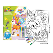 Crayola 25-1040 colouring pages/book Coloring book/album