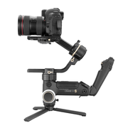 Zhiyun Tech Crane 3S Hand camera stabilizer Black