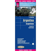 Reise Know-How Landkarte Argentinien / Argentina (1:2.000.000) - reiß- und wasserfest (world mapping project)