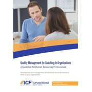 Quality Management for Coaching in Organizations - A Guideline for Human Resources Professionals