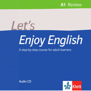 Let's Enjoy English A1 Review - Audio-CD