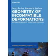 Geometry of Incompatible Deformations - Differential Geometry in Continuum Mechanics