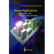 Virtual Applications - Applications with Virtual Inhabited 3D Worlds