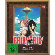 Fairy Tail - TV-Serie - Box 5 (Episoden 99-124) (3 Blu-rays)