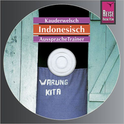 AusspracheTrainer Indonesisch (Audio-CD) - Reise Know-How Kauderwelsch-CD