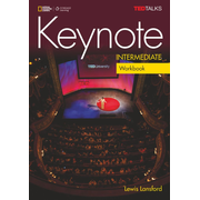 Keynote - B1.2/B2.1: Intermediate - Workbook + Audio-CDs