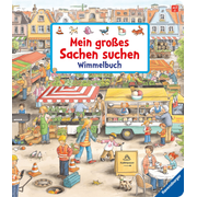 Ravensburger My Big Book of Things to Find children's book