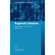 Regional Cohesion - Effectiveness of Network Structures