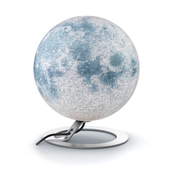 The Moon - National Geographich Globus Mond