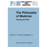 The Philosophy of Medicine - Framing the Field