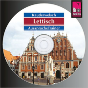 Reise Know-How Kauderwelsch AusspracheTrainer Lettisch (Audio-CD) - Kauderwelsch-CD