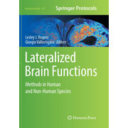 Lateralized Brain Functions - Methods in Human and Non-Human Species