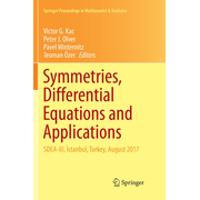 Symmetries, Differential Equations and Applications - SDEA-III, İstanbul, Turkey, August 2017