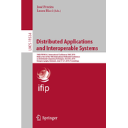 Distributed Applications and Interoperable Systems - 19th IFIP WG 6.1 International Conference, DAIS 2019, Held as Part of the 14th International Federated Conference on Distributed Computing Techniques, DisCoTec 2019, Kongens Lyngby, Denmark, June 17–21, 2019, Proceedings