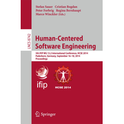 Human-Centered Software Engineering - 5th IFIP WG 13.2 International Conference, HCSE 2014, Paderborn, Germany, September 16-18, 2014. Proceedings
