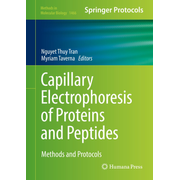 Capillary Electrophoresis of Proteins and Peptides - Methods and Protocols