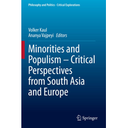 Minorities and Populism – Critical Perspectives from South Asia and Europe