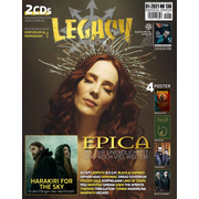 LEGACY MAGAZIN: THE VOICE FROM THE DARKSIDE - Ausgabe #130 (1/2021)