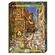 By Day Puzzle - 1000 Teile