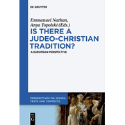 Is there a Judeo-Christian Tradition? - A European Perspective