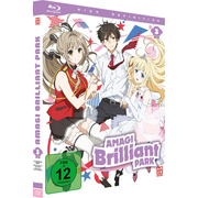 Amagi Brilliant Park - Blu-ray 3