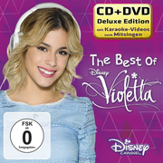 The Best of Violetta - Der Original-Soundtrack zur TV-Serie / Deluxe Edition - CD & DVD