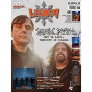 LEGACY MAGAZIN: THE VOICE FROM THE DARKSIDE - Ausgabe #128 (5/2020)