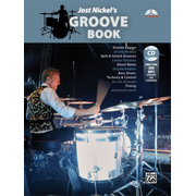 Jost Nickel's Groove Book - Groove Design, Orchestration, Split & Switch Grooves, Linear Grooves, Ghost Notes, Displacements, Bass Drum: Technics & Control, Go-Go Grooves, Timing and much more (English Edition)