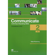 Communicate 2 - Listening and Speaking Skills / Student's Book with DVD