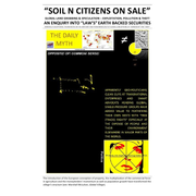 """""""SOIL N CITIZENS ON SALE"""" - AN ENQUIRY INTO """"LAW'S"""" EARTH BACKED SECURITIES - MINIMALLY EXCEPTIONAL THUMB MOVIE ON THE ANATOMY AND PHENOMENOLOGY OF GLOBAL CONCEPTIONS OF """"OWNERSHIP"""" AND """"DEBT"""""""