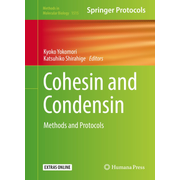 Cohesin and Condensin - Methods and Protocols