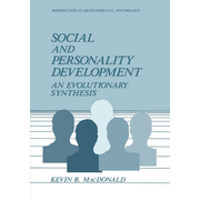 Social and Personality Development - An Evolutionary Synthesis