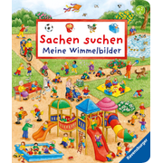 Ravensburger Things to Find: My Search-and-Find book