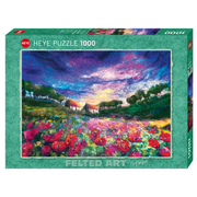 Heye Puzzle Sundown Poppies