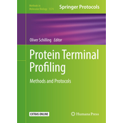 Protein Terminal Profiling - Methods and Protocols