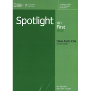 Spotlight - Spotlight on First (FCE) - Class Audio CDs