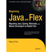 Apress Beginning Java and Flex software manual 500 pages
