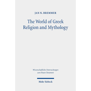 The World of Greek Religion and Mythology - Collected Essays II