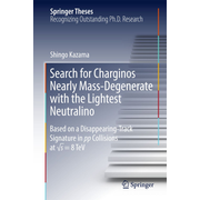 Search for Charginos Nearly Mass-Degenerate with the Lightest Neutralino - Based on a Disappearing-Track Signature in pp Collisions at √s = 8 TeV