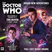 Doctor Who: Time Reaver - The Tenth Doctor Adventures.