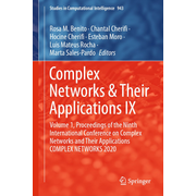 Complex Networks & Their Applications IX - Volume 1, Proceedings of the Ninth International Conference on Complex Networks and Their Applications COMPLEX NETWORKS 2020