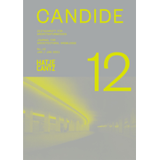 Candide. Journal for Architectural Knowledge - No. 12