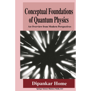 Conceptual Foundations of Quantum Physics - An Overview from Modern Perspectives