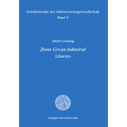 Zum Gross-Admiral - Libretto