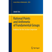 Rational Points and Arithmetic of Fundamental Groups - Evidence for the Section Conjecture